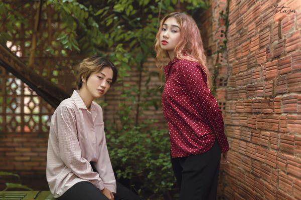 Những cặp nữ - nữ cực đẹp đôi của cộng đồng LGBT