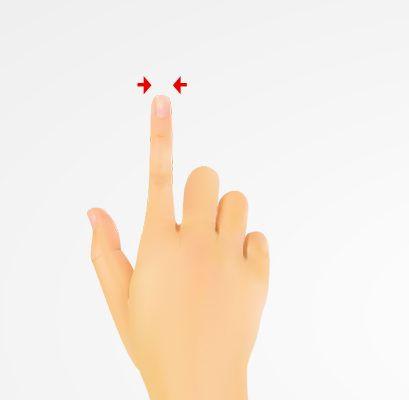 Nhìn qua ngón tay trỏ vài giây cũng đoán biết ngay tính cách, số mệnh