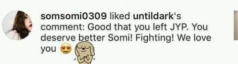 Somi lại đắc tội với netizen Hàn khi không trình diễn ca khúc mới