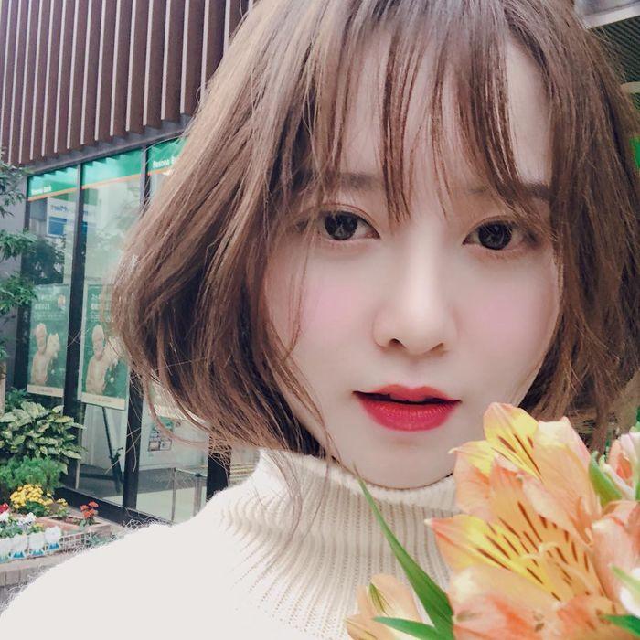 Vẻ ngoài không tuổi của vợ chồng Goo Hye Sun gây sốt