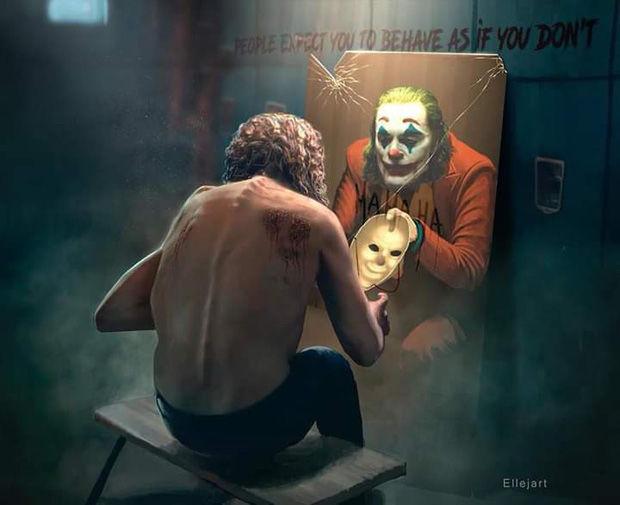 Thất Sơn Tâm Linh và Joker: Đỉnh cao vẫn thuộc về gã hề điên loạn!