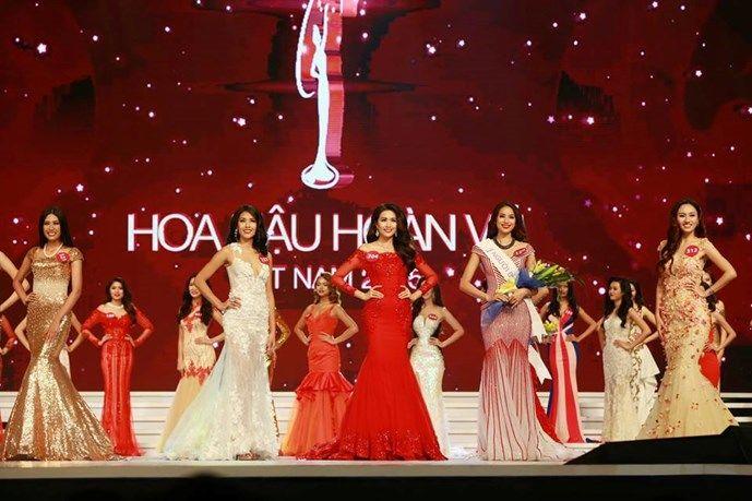 Top 5 Hoa hậu Hoàn vũ Việt Nam hiện tại: Phạm Hương chọn rời xa Vbiz