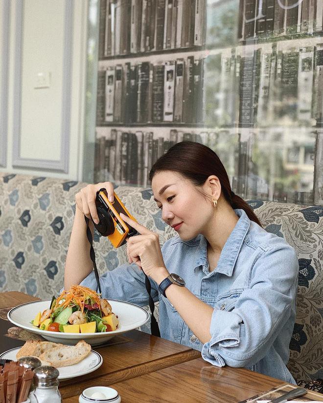 Sao Việt giữ dáng: Hiền Thục ăn chay, Thanh Hằng chia nhỏ bữa ăn