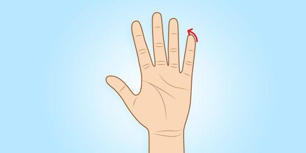 Xem độ dài ngón út biết ngay tính cách và sở thích của chính mình