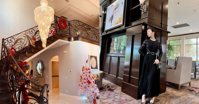 Biệt thự của dàn sao Việt: Ngọc Trinh gây choáng với cơ ngơi 50 tỷ