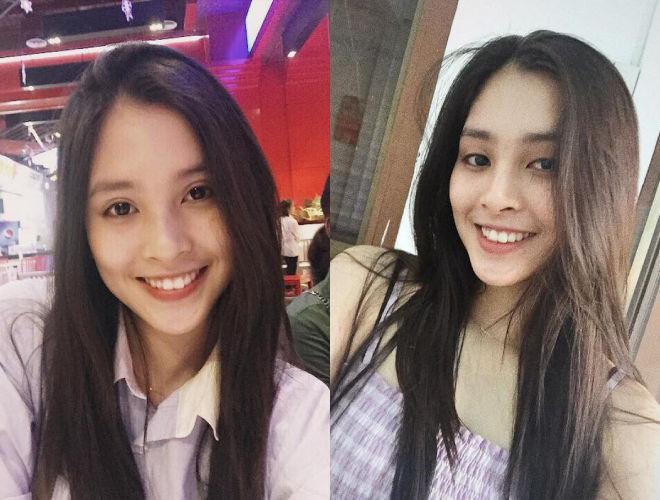 Mặt mộc 100% của Hoa hậu Việt: Tiểu Vy đẹp từng chi tiết