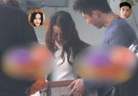 Cbiz thêm cặp đôi mới: Hoàng Cảnh Du và Nhiệt Ba yêu nhau say đắm?
