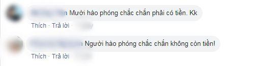 """Ngọc Trinh khiến dân tình bàn tán: """"Kẻ có tiền chưa chắc đã hào phóng"""