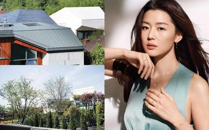 Jun Ji Hyun đích thực là đại gia bất động sản khủng nhất Kbiz