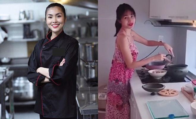 Làm dâu nhà hào môn: Hà Tăng và loạt mỹ nhân Việt đều như siêu đầu bếp