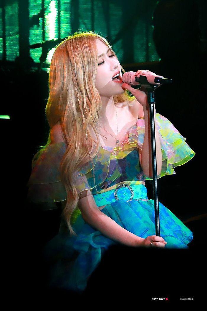 Rosé (BLACKPINK): 8 năm để trở thành main vocal của nhóm nữ đình đám