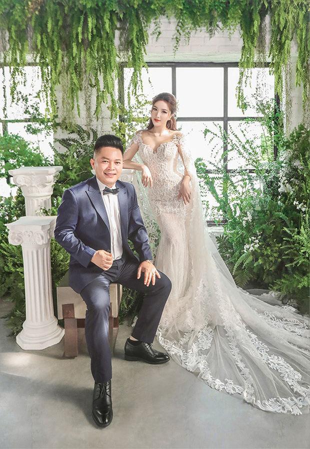 7 tháng sau hôn lễ: Bảo Thy sống sung sướng, lại nghi có tin vui