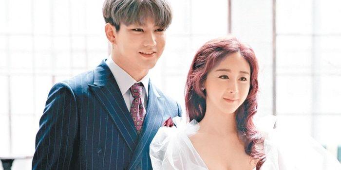 Lấy chồng kém 18 tuổi, mỹ nhân Ham So Won chịu nhiều áp lực sinh con