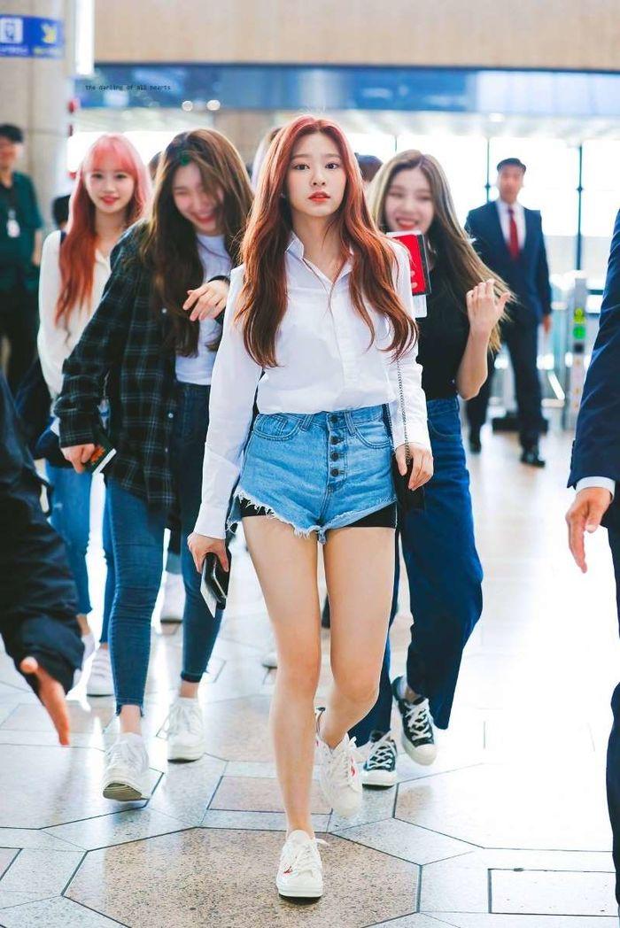 3 mỹ nhân IZ*ONE có style đỉnh nhất: Jang Won Young nữ tính