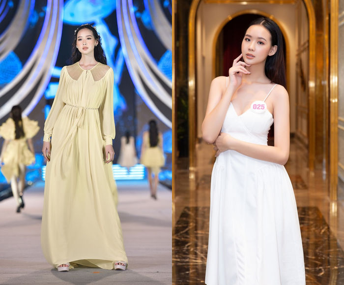4 thí sinh cao trên 1m75 ở chung kết Hoa Hậu Việt Nam 2020