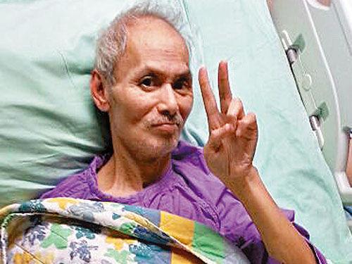 Sao Cbiz từng đột quỵ nhưng may mắn qua khỏi: Lưu Gia Huy bị liệt