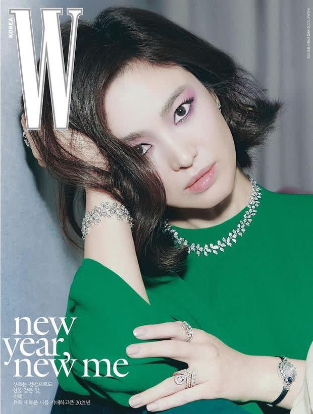 Song Hye Kyo bị nghi đá xéo chồng cũ