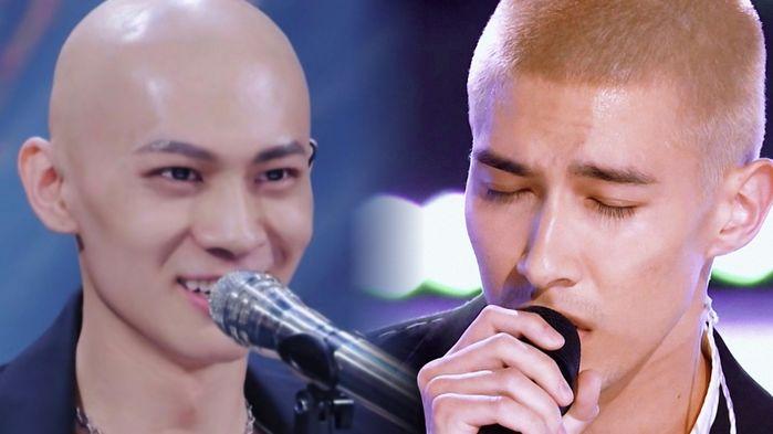 Lương Sâm và Mika: Cặp trai đẹp ít tóc ở Trung Quốc