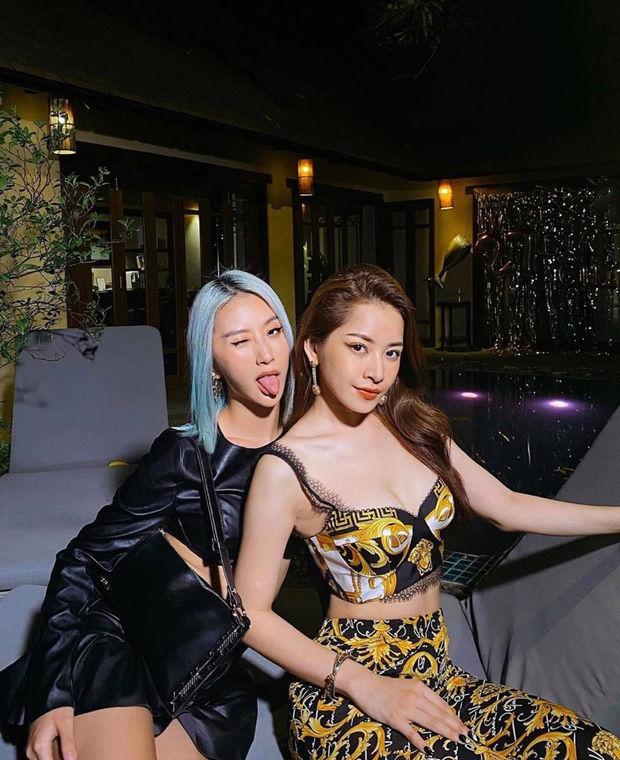 Chi Pu và Quỳnh Anh Shyn bị nghi làm lành với nhau