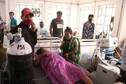 Bệnh viện ở Ấn Độ bốc cháy, ít nhất 18 bệnh nhân Covid-19 thiệt mạng