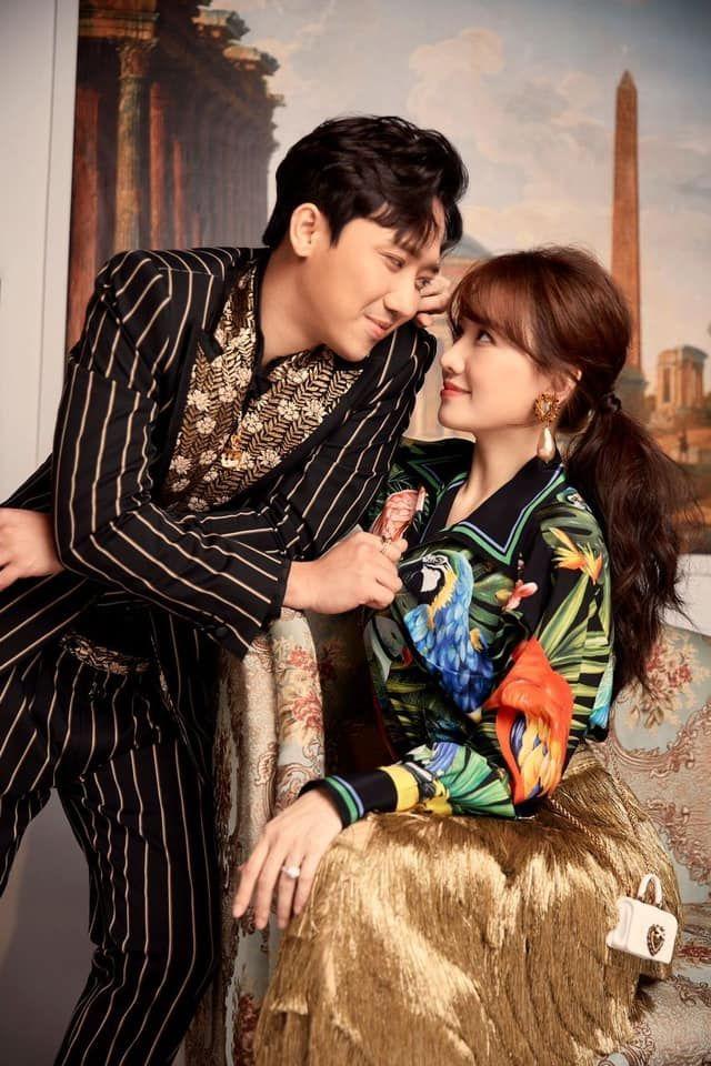 Vợ chồng sao Việt sành điệu cả đôi, đốt tiền vào hàng hiệu xa xỉ