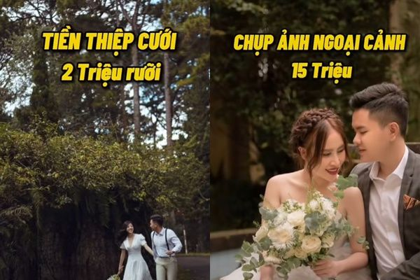 Để cưới được vợ, đàng trai trong túi cần phải có bao nhiêu?